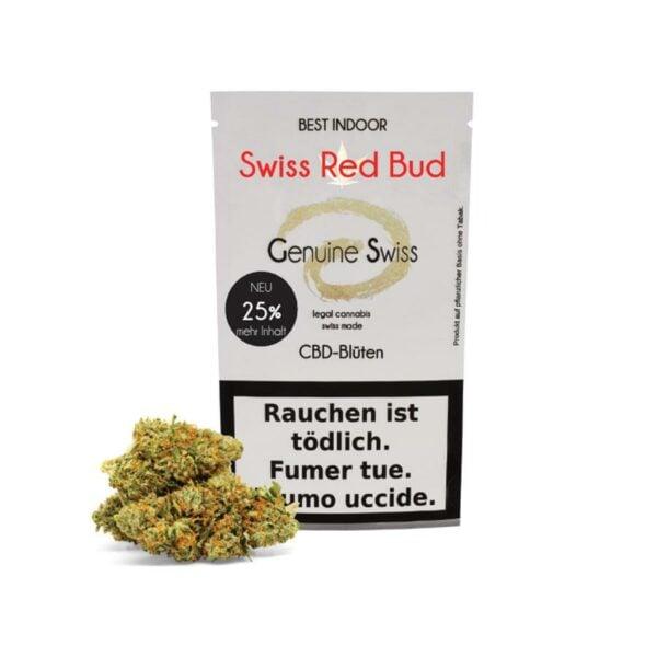 Genuine Swiss Swiss Red Bud