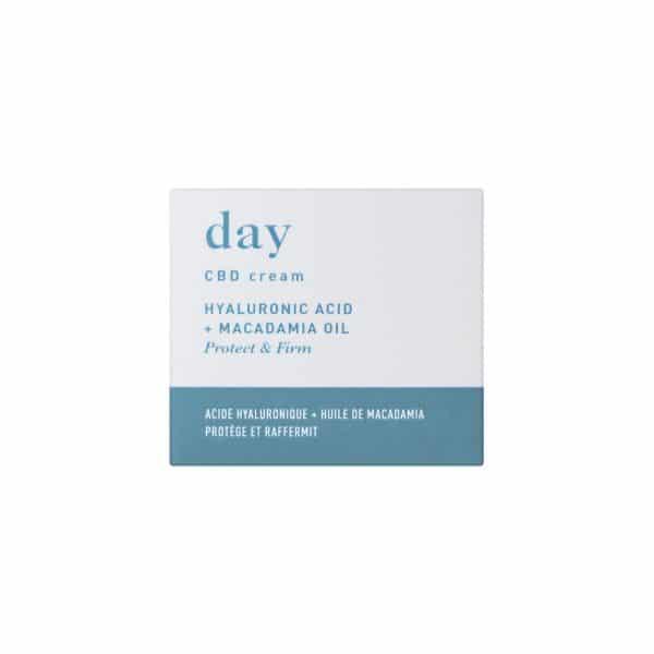 Blossom DAY - CBD Cream with Hyaluronic Acid & Macadamia Oil