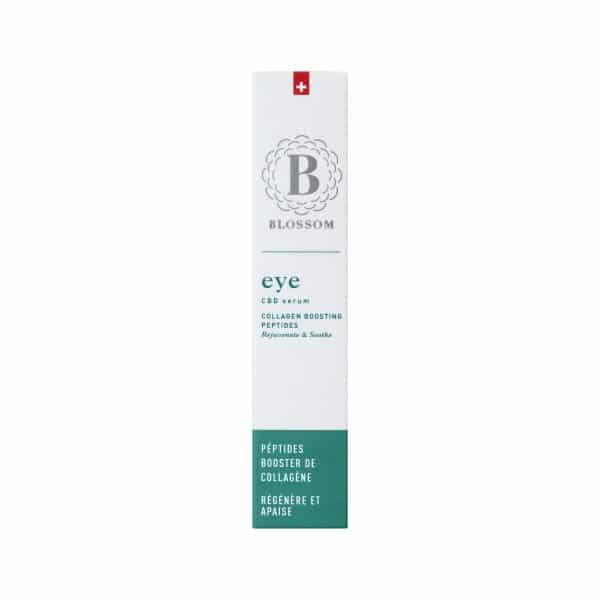 Blossom EYE - CBD Serum with Collagen Boosting Peptides