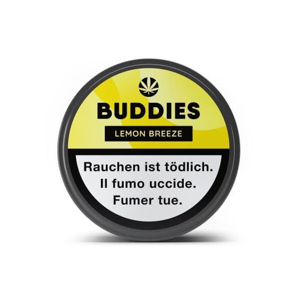 Buddies Lemon Breeze 1, CBD Blüten