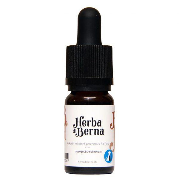 Herba di Berna CBD-Hanföl für Hunde, CBD Öl für Tiere