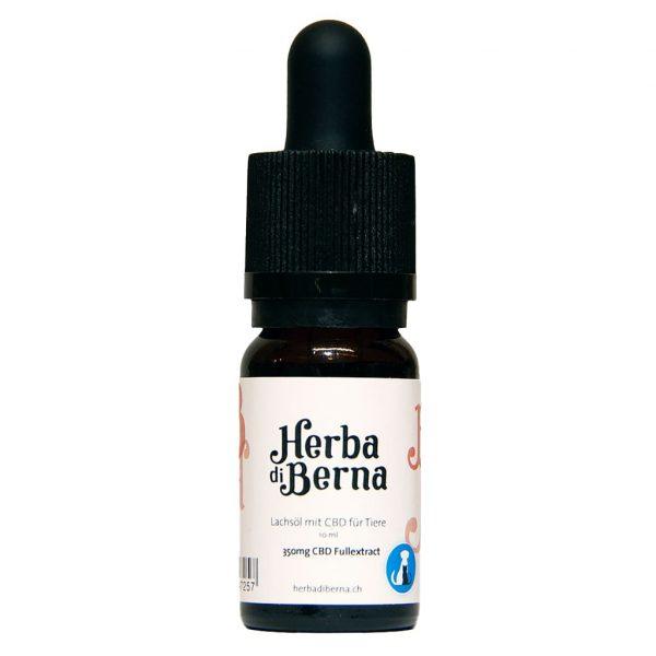 Herba di Berna CBD-Hanföl für Katzen, CBD Öl für Tiere