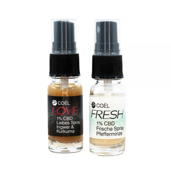 Herba di Berna Coel Mizellen Spray Fresh 1% CBD