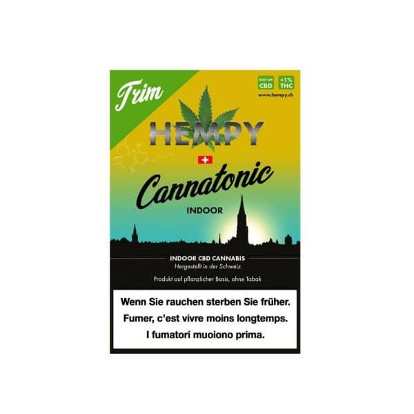 Hempy Cannatonic Indoor Trim, CBD Trim