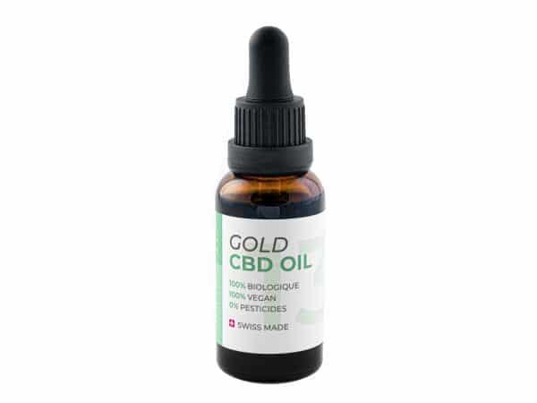 Naturalpes Huile CBD Gold 13%