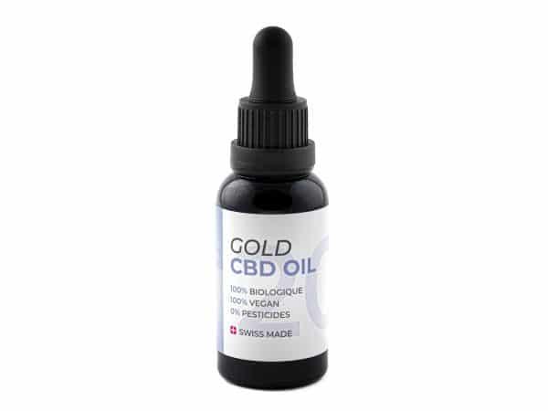 Naturalpes Huile CBD Gold 20%