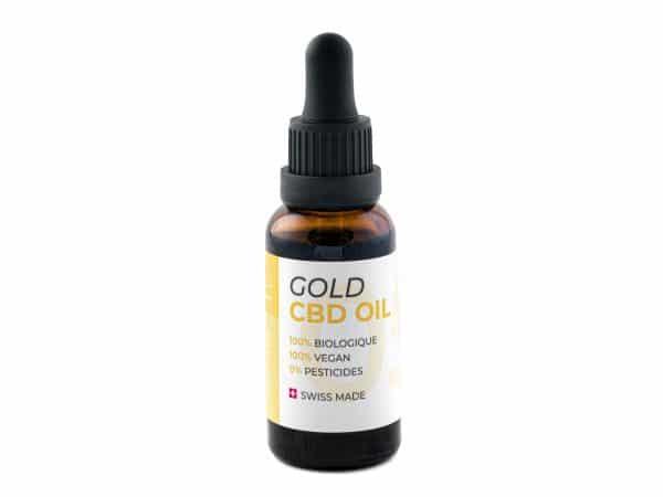 Naturalpes Full-Spectrum CBD Oil Gold 5%