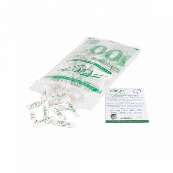 Purize Xtra Slim - Filtres à Charbon Actif