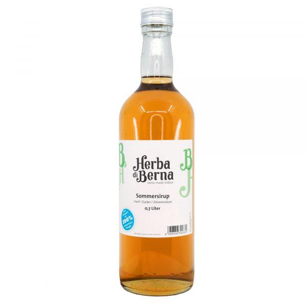 Herba di Berna Summer Syrup, Syrups
