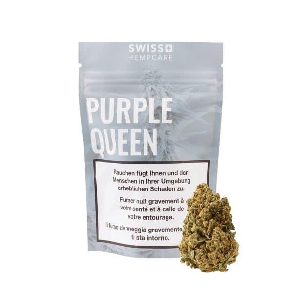 Swiss Hempcare Purple Queen