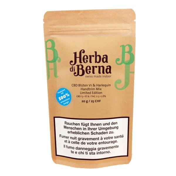 Herba di Berna V1 & Harlequin Indoor Handtrim Mix