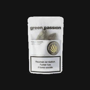 Green Passion Cheesy Passion, Fleurs CBD
