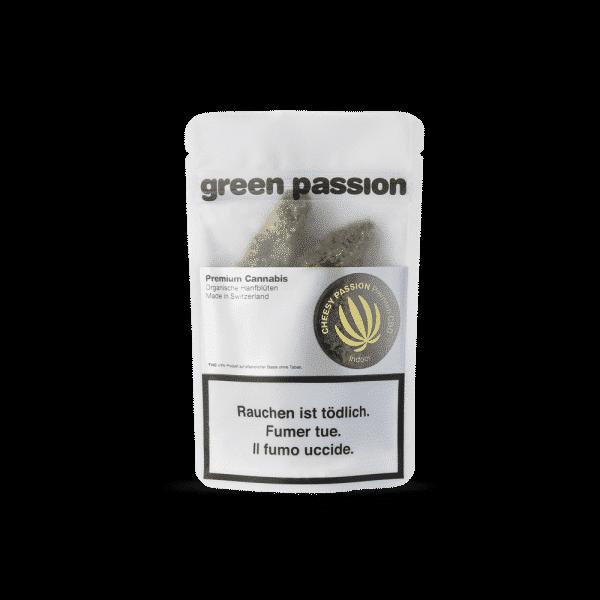 Green Passion Cheesy Passion