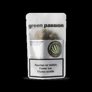 Green Passion Green Lemon, Fleurs CBD