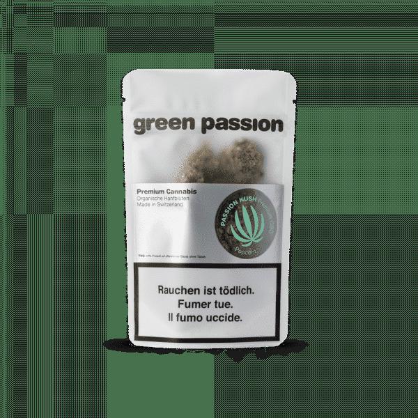 Green Passion Passion Kush Popcorn