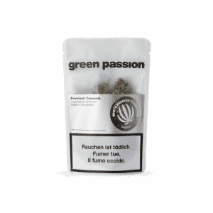 Green Passion Outdoor White Passion