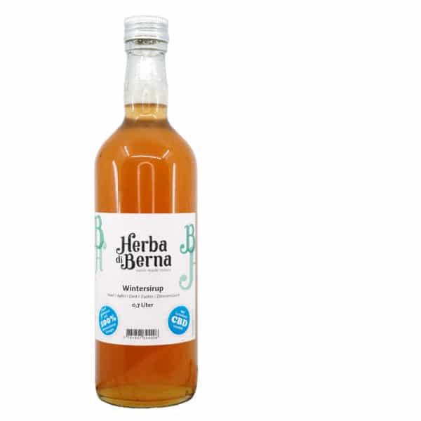 Herba di Berna Winter Syrup 2, Syrups