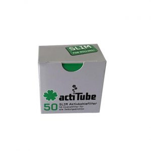 ActiTube Activated Charcoal Filters - Slim