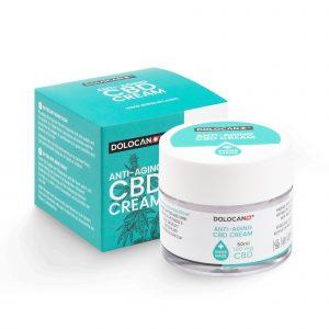 Dolocan CBD Anti-Aging Creme