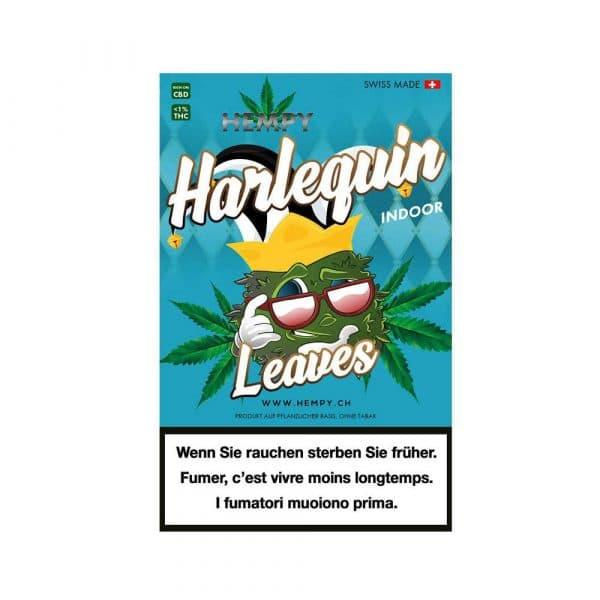 Hempy Harlequin Indoor Leaves