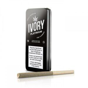 Ivory Platinum, Joints Pré-Roulés