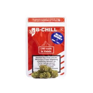 B-Chill Blueberry MG, Fleurs CBD