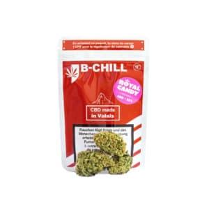 B-Chill Royal Candy, Fleurs CBD