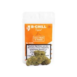 B-Chill Tropical, Fleurs CBD