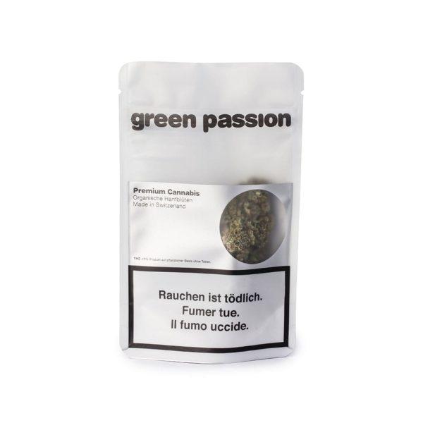 Green Passion Limited Amnesia, Fleurs CBD