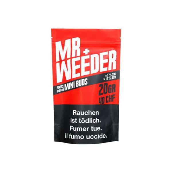 Mr. Weeder Swiss Indoor Mini Buds, Petites Fleurs