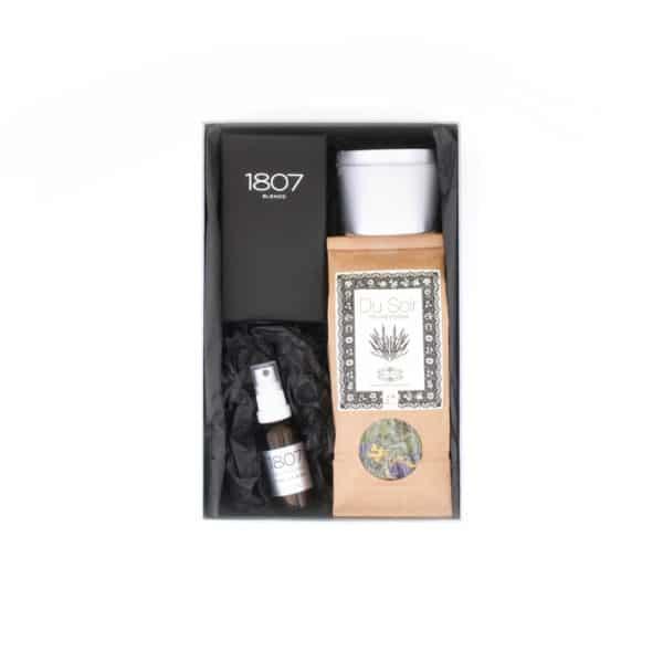 1807 Blends The Wellness CBD Box, CBD Oil