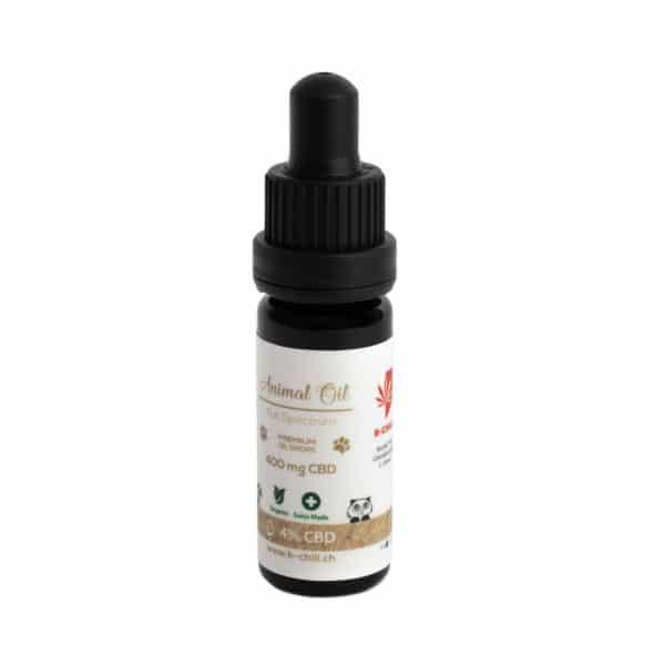 B-Chill CBD Oil 4% for Pets, CBD Oil
