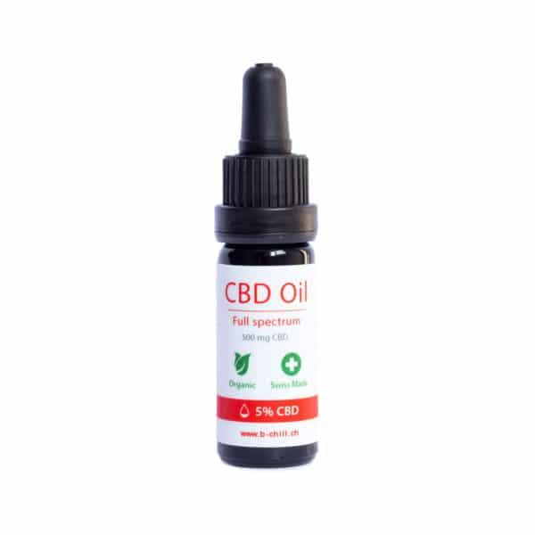 B-Chill Full-Spectrum CBD Oil 5%, CBD Oil