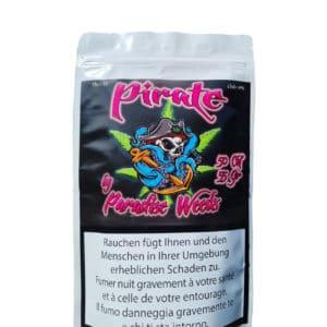 Paradise Weeds Pirate Outdoor, CBD Blüten
