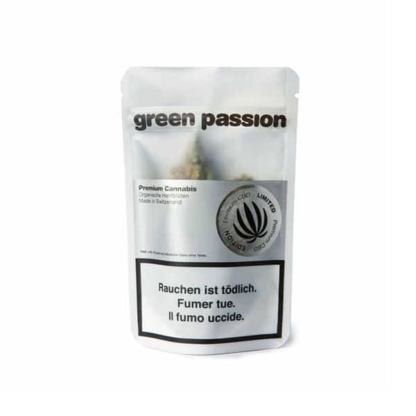 Green Passion Tangerine Indoor (Limited Edition), CBD Blüten