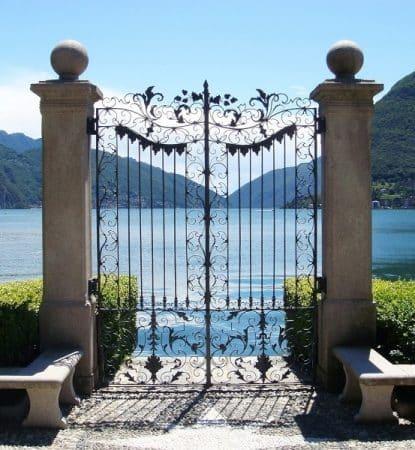 Lugano, the door between Swiss CBD and Italy